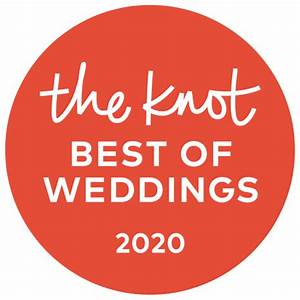 2018 The Knot Best Of Weddings Award