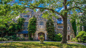 Spend The Night In New Jersey's Most Majestic Castle For An Unforgettable Experience