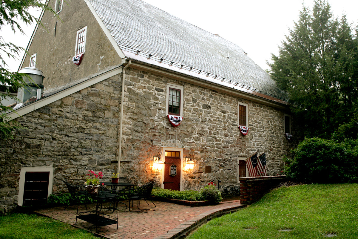Stone Mill Building