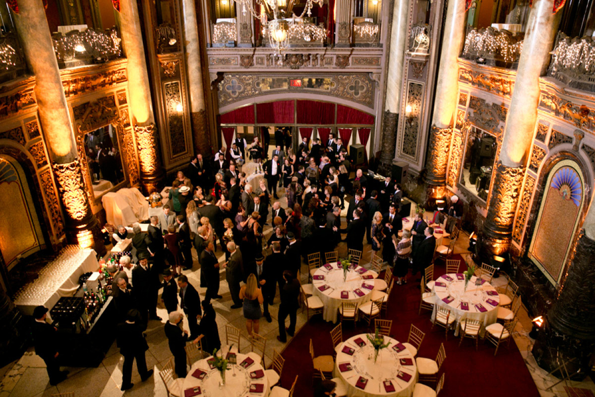 Loew's Jersey City Theatre - Frungillo Caterers