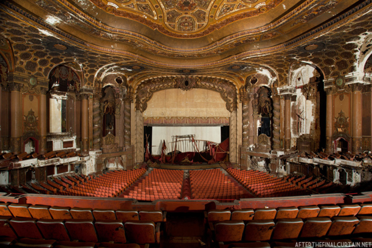 Loew S Jersey City Theatre Frungillo Caterers