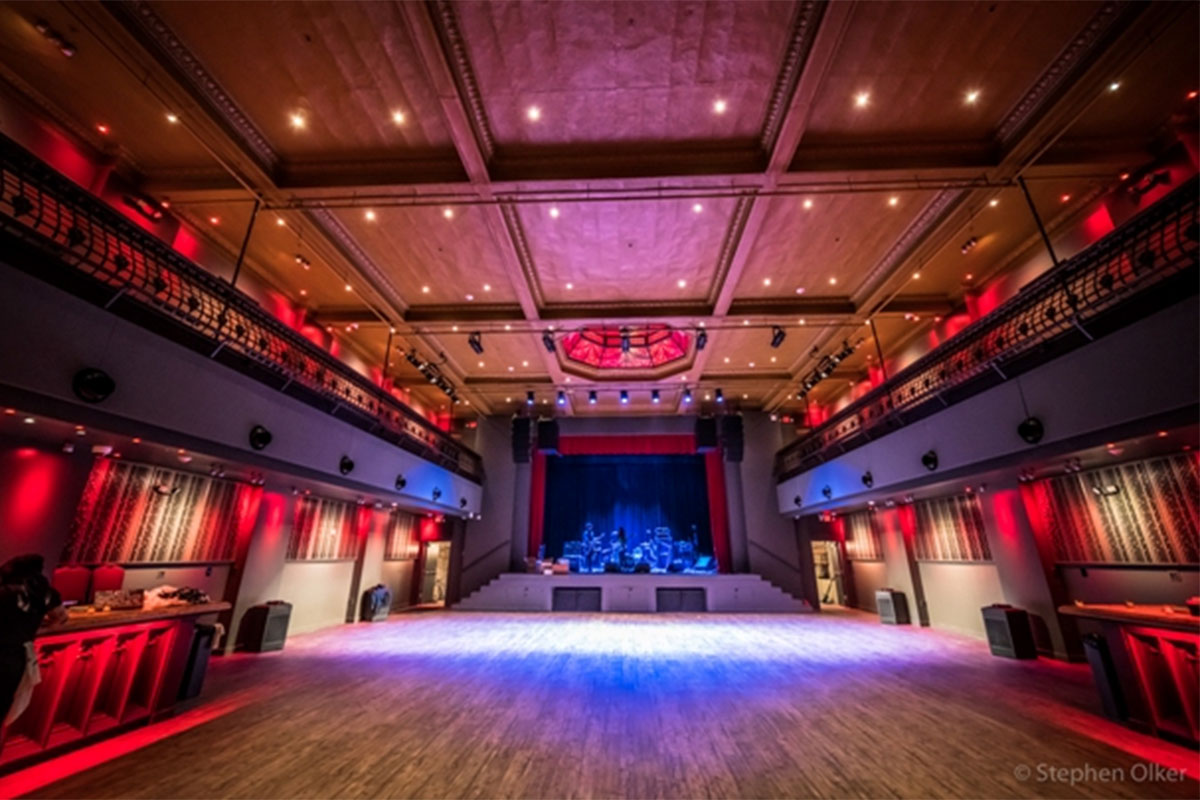 Theatre Wedding Venue