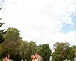 002-wedding-ceremony-kiss-by-pond-new-jersey