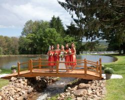 003-bride-wedding-party-on-bridge-over-brook