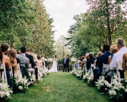 24-skylands-castle-wedding-outdoor-ceremony3