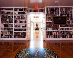 25-library-entrance-first-edition-books