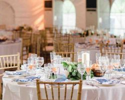 Wedding Tablescape Tent
