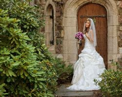 bride-at-door