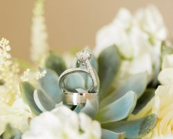 inn-rings-bouquet-flowers-bride-band-wedding-millrace-pond